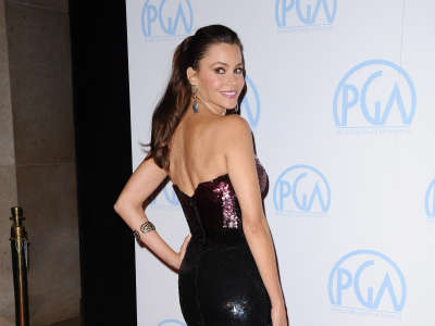 Sofia Vergara At Guild Awards