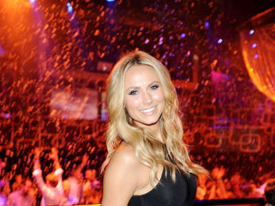 Stacy Keibler At Big Game Event