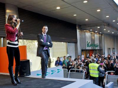 2 Victoria Justice In Madrid