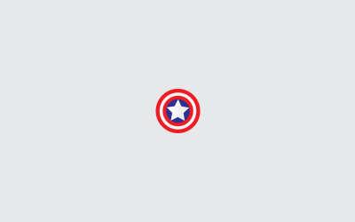 Captain America Shield Wallpaper Final
