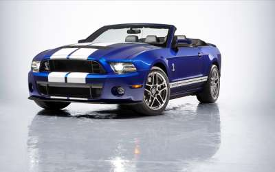 Ford Shelby Mustang GT500 Convertible3