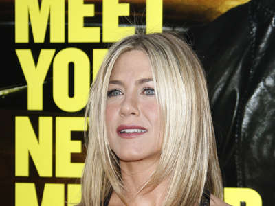 Jennifer Aniston At Horrible Bosses Premiere In Hollywood