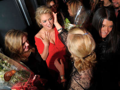 Kate Upton At Swimsuit Launch Party