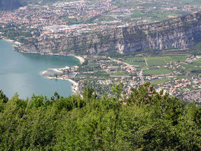 Nago Torbole, Sarca, Lake Garda