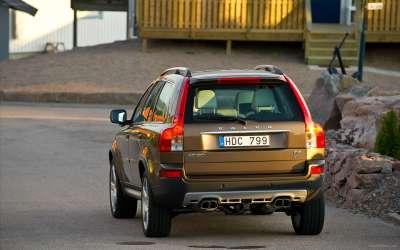 Volvo XC90 2 Output