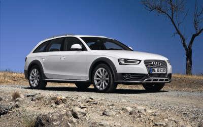 Audi A4 Allroad Quattro3