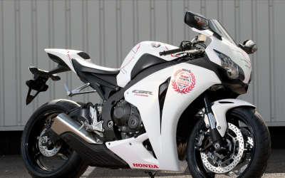Honda CBR100RR Fireblades Special Edition