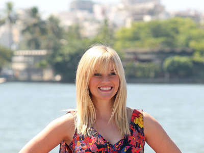 Reese Witherspoon In Rio De Janeiro