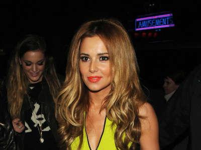 Cheryl Cole In London