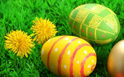 Easter Eggs Holiday