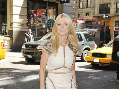 Tara Reid In NYC