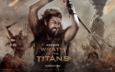 Wratgh Of The Titans - Agenor
