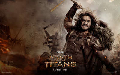 Wratgh Of The Titans - Ares