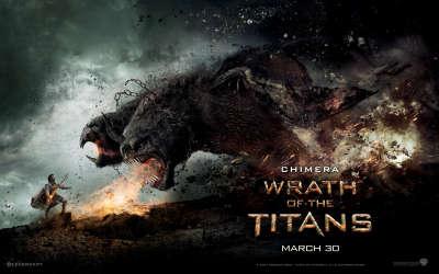 Wratgh Of The Titans - Chimera