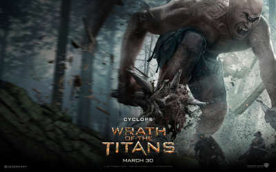 Wratgh Of The Titans - Cyclops