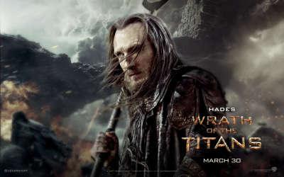 Wratgh Of The Titans - Hades