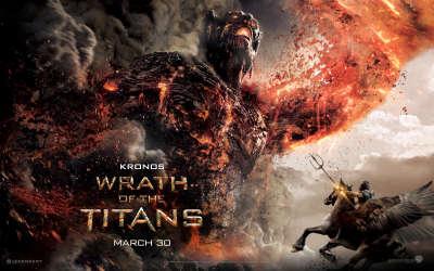 Wratgh Of The Titans - Kronos