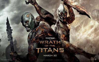 Wratgh Of The Titans - Makhai