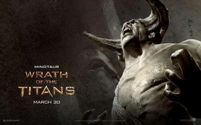 Wratgh Of The Titans - Minotaur