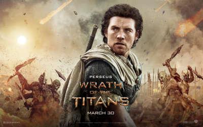 Wratgh Of The Titans - Perseus