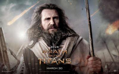 Wratgh Of The Titans - Zeus