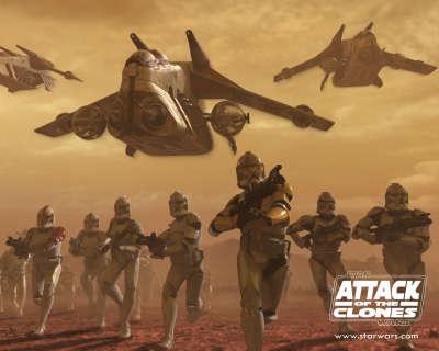 Attacks Of The Clones 004
