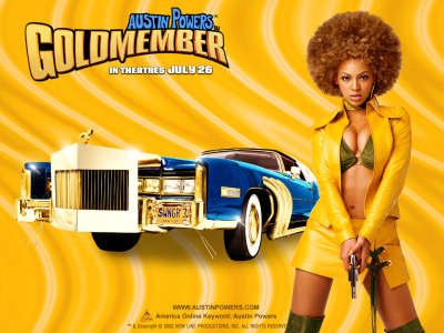 Austin Powers In Goldmember 007
