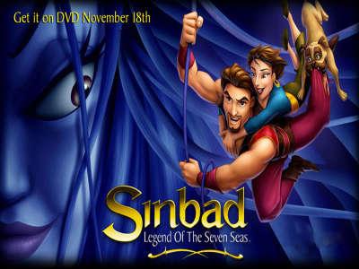 Sinbad Legend Of Seven Seas