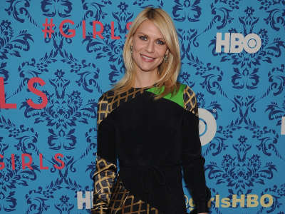 Claire Danes At Premiere Of Girls In New York City