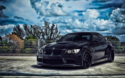 Vorsteiner GTRS3 BMW E93 M32