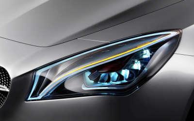Mercedes Benz Concept Style Coupe2