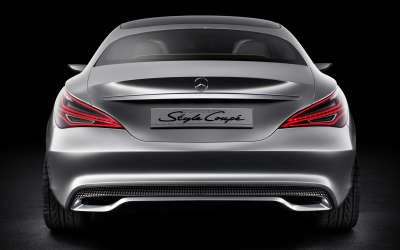 Mercedes Benz Concept Style Coupe2