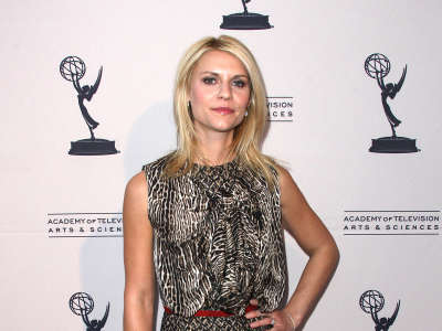 Claire Danes At The Evening With Homeland