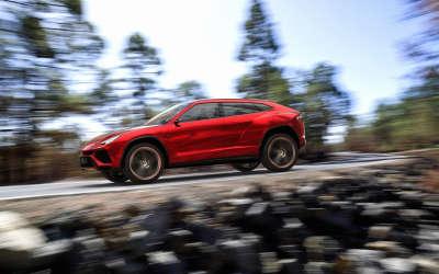 Lamborghini Urus Concept2