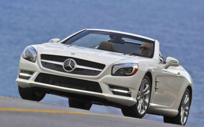 Mercedes Benz SL5503