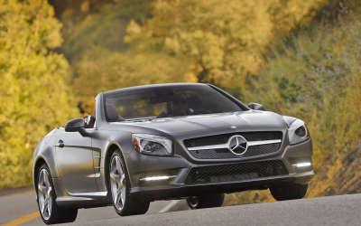 Mercedes Benz SL5503