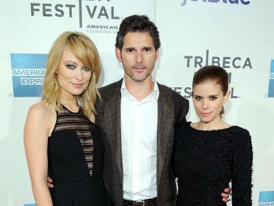 Olivia Wilde At Deadfall Movie Premiere