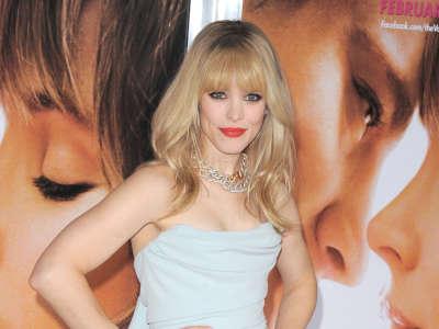 Rachel McAdams At Vow Premiere In Los Angeles