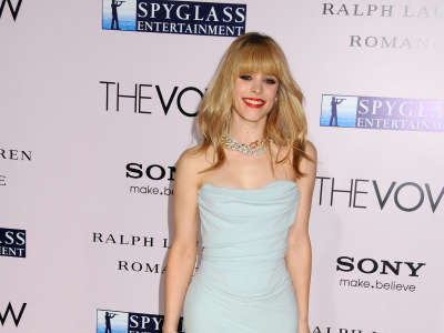 Rachel McAdams At Vow Premiere In Los Angeles