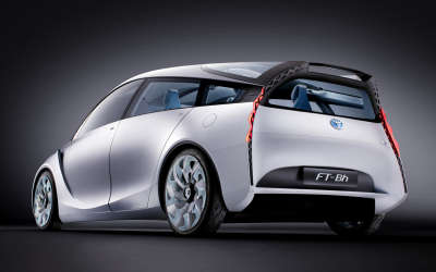 Toyota Ft Bh Concept2