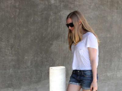 Amanda Seyfried In Malibu