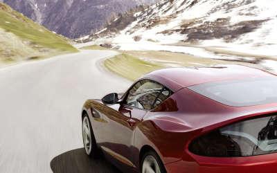 BMW Zagato Coupe Concept2