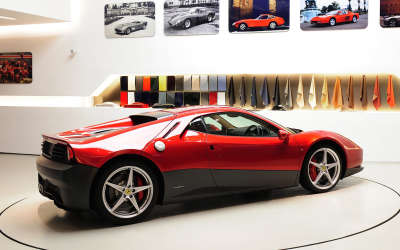 Ferrari SP12 EC2