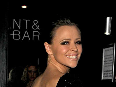 Kimberley Walsh In London