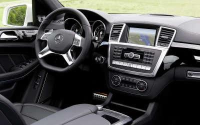 Mercedes Benz GL63 AMG3