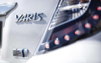 Toyota Yaris Hybrid3