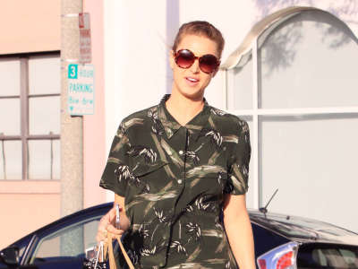 Whitney Port In Los Angeles