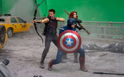 2 The Avengers