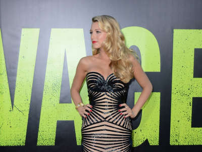 Blake Lively Savages Hollywood Premiere In Los Angeles