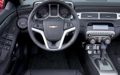 Chevrolet Camaro Convertible2